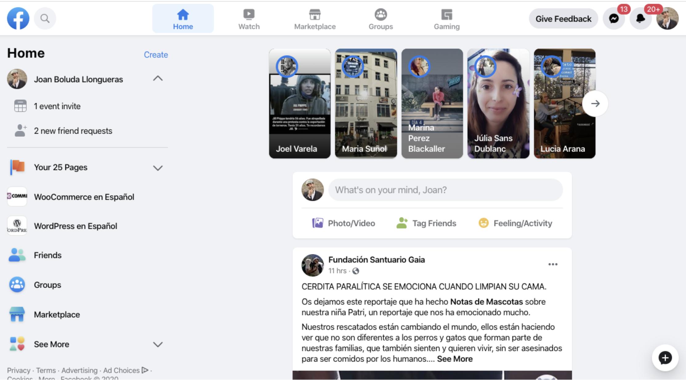 diseno facebook