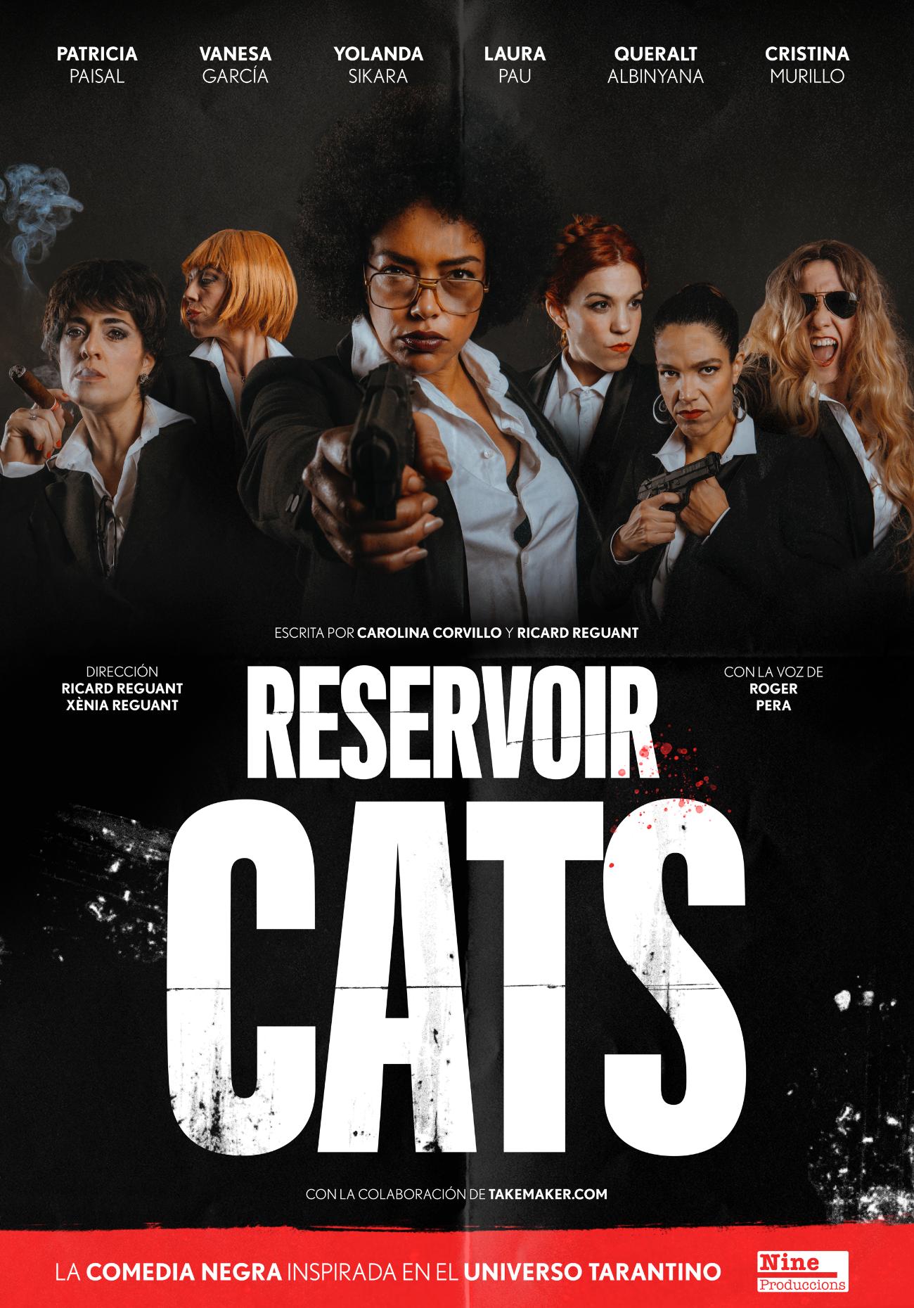 Cartel reservoir cats